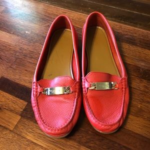 Coach Leather Loafers Flats Size 11B. Gorg…